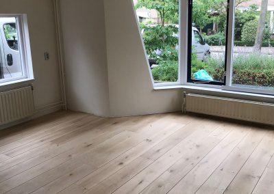 houten parketvloer leggen