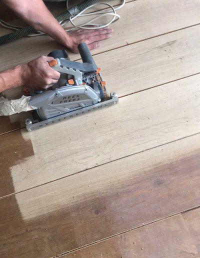 Houten plankenvloer op maat maken